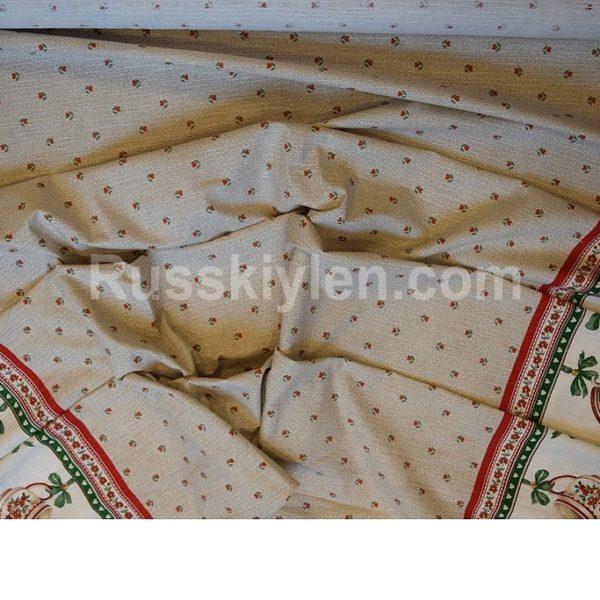 Ткань Чашечки Хлопок Чесуча шир.150