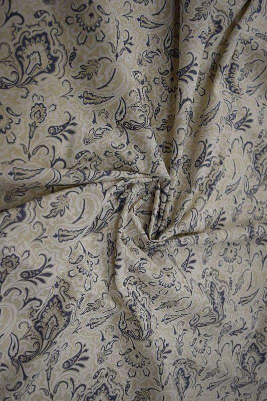 Ткань восточные узоры