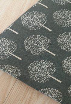 Ткань с растениями Деревья