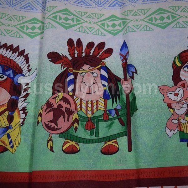 Хлопок Индейцы ВигВам