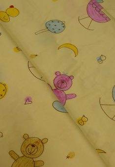 Детская ткань