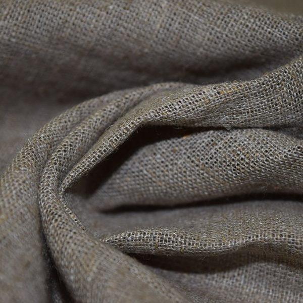 Ткань бортовка 100% лен 150 см