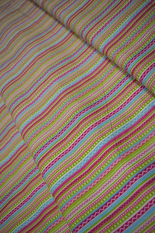 Ткань с полосками