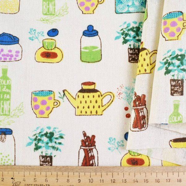 декоративная ткань для кухни