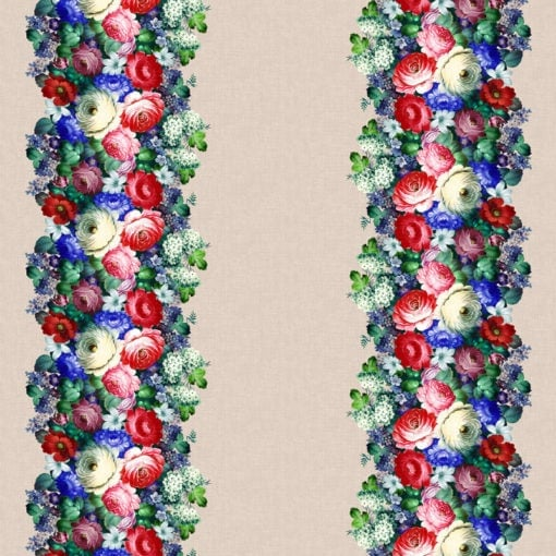 Ткань Жостово