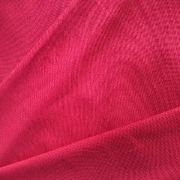 Ткань бордовая однотонная