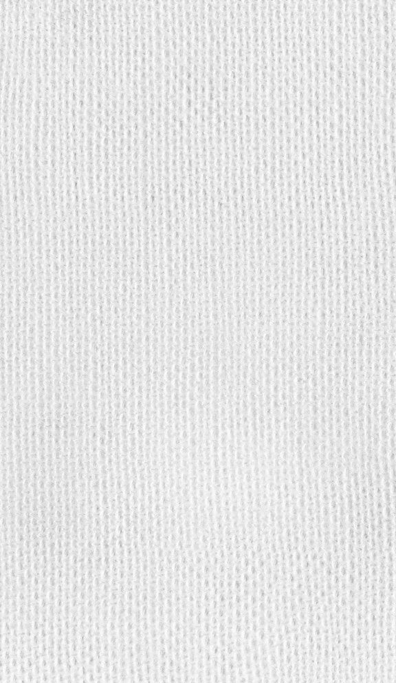 ткань белая рогожка