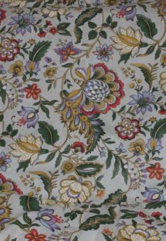 ткань с русскими узорами