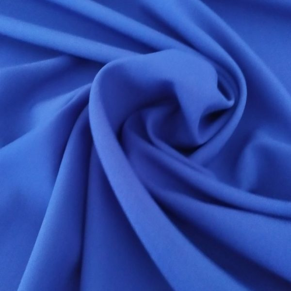 габардин синий