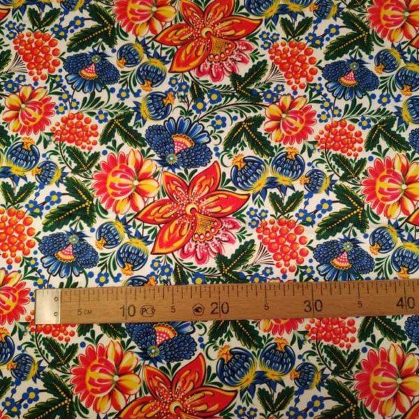 славянские ткани