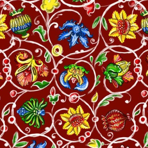 чудные русские цветы